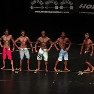 Grand Rapids Bodybuilding Show
