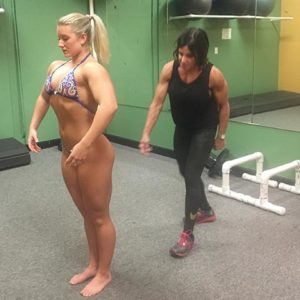 contest prep personal training coaching