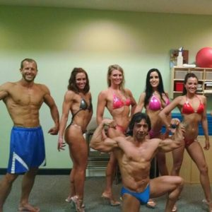 bodybuilding contest prep