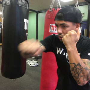 Boxing Coaching and Workout