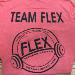 team flex shirt
