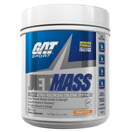 JetMass Muscle growth