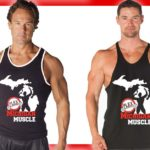 Michigan Muscles stringers and ribbed tanks