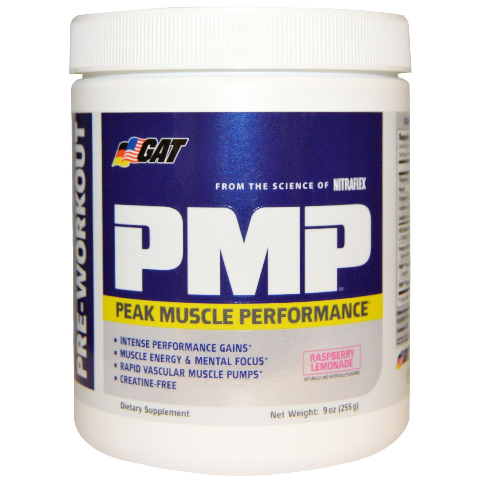 PMP Muscle Growth